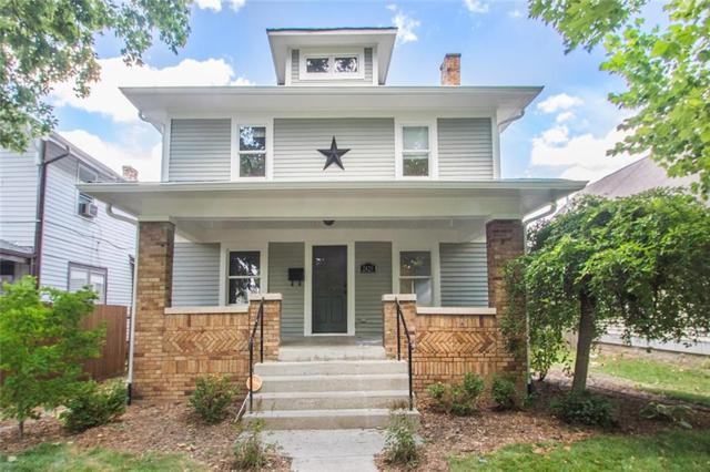 2429 N Alabama Street, Indianapolis, IN 46205 (MLS #21582830) :: Indy Scene Real Estate Team