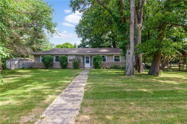 3420 Julie Lane, Indianapolis, IN 46228 (MLS #21582911) :: Mike Price Realty Team - RE/MAX Centerstone