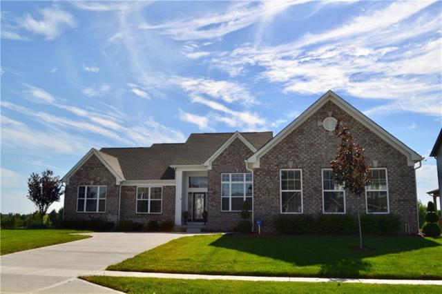 18622 Fairway Drive, Noblesville, IN 46062 (MLS #21582925) :: Mike Price Realty Team - RE/MAX Centerstone