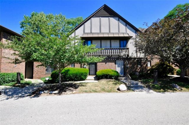 2234 Rome Drive, Indianapolis, IN 46228 (MLS #21583000) :: The ORR Home Selling Team