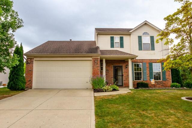 9991 Palmaire Place, Fishers, IN 46038 (MLS #21583013) :: Indy Plus Realty Group- Keller Williams