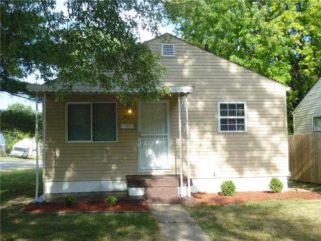 1849 N Euclid Avenue, Indianapolis, IN 46218 (MLS #21583027) :: Mike Price Realty Team - RE/MAX Centerstone