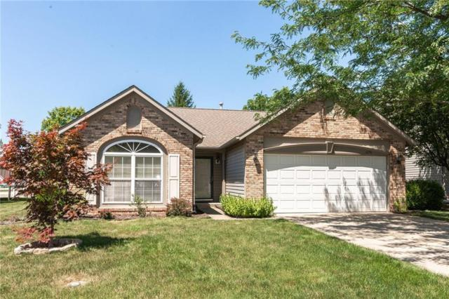 6294 Briargate Drive, Zionsville, IN 46077 (MLS #21583061) :: Heard Real Estate Team
