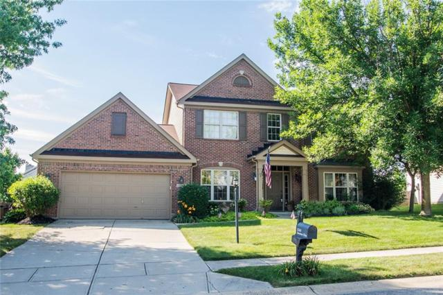 12265 Limestone Drive, Fishers, IN 46038 (MLS #21583072) :: Heard Real Estate Team