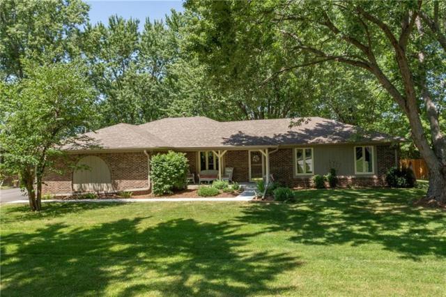 6606 Woodridge Drive, Avon, IN 46123 (MLS #21583081) :: Indy Plus Realty Group- Keller Williams