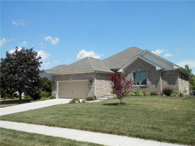 1174 Kay Drive, Greenwood, IN 46142 (MLS #21583082) :: AR/haus Group Realty