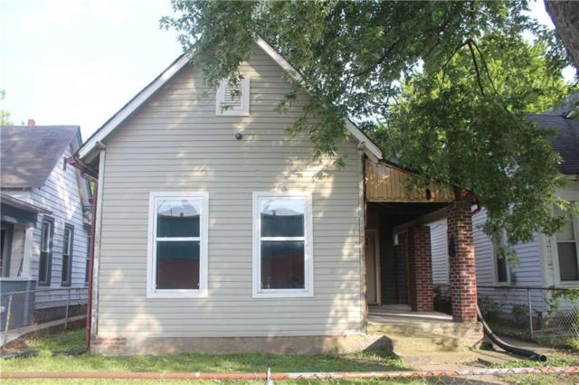 1509 Brookside Avenue, Indianapolis, IN 46201 (MLS #21583137) :: Indy Scene Real Estate Team