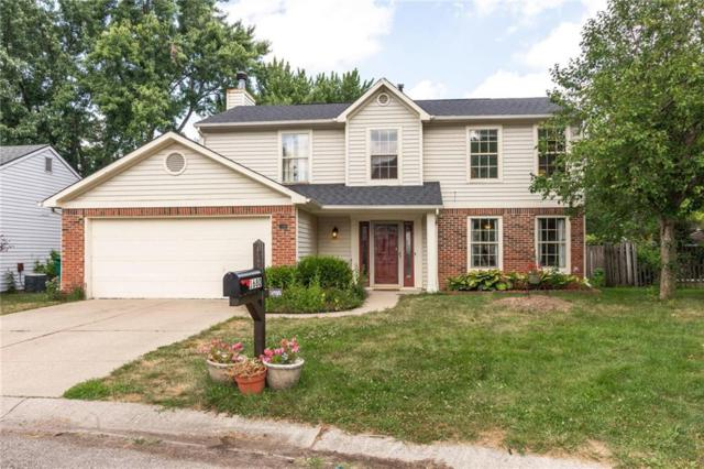 1680 Park North Way, Indianapolis, IN 46260 (MLS #21583140) :: Heard Real Estate Team