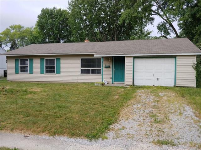 3714 Lori Lane, Indianapolis, IN 46226 (MLS #21583151) :: Mike Price Realty Team - RE/MAX Centerstone
