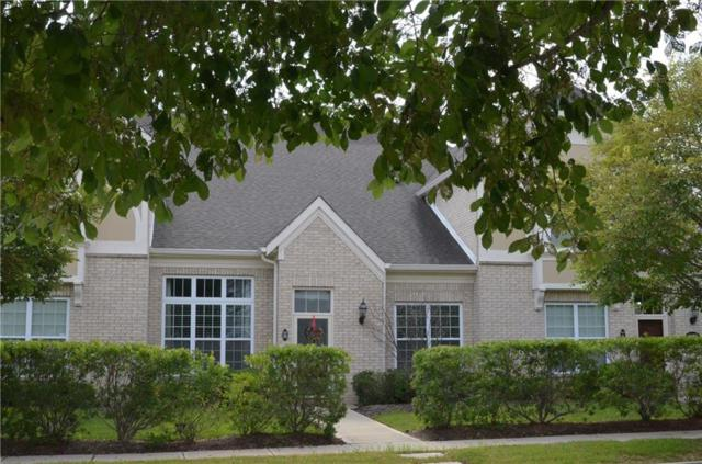 6683 Beekman Place Unit B B, Zionsville, IN 46077 (MLS #21583212) :: The ORR Home Selling Team
