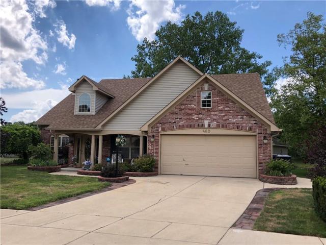 460 Concord Way, Greenwood, IN 46142 (MLS #21583224) :: Indy Plus Realty Group- Keller Williams
