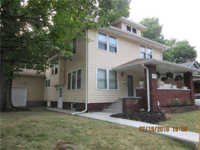 4016 N Illinois Street, Indianapolis, IN 46208 (MLS #21583240) :: Indy Scene Real Estate Team