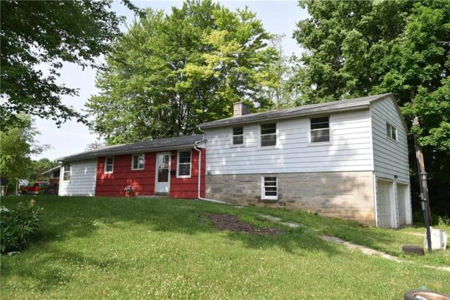38 Pearl Street, Knightstown, IN 46148 (MLS #21583258) :: The ORR Home Selling Team