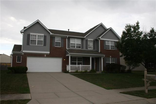 12846 Arvada Place, Fishers, IN 46038 (MLS #21583272) :: Heard Real Estate Team