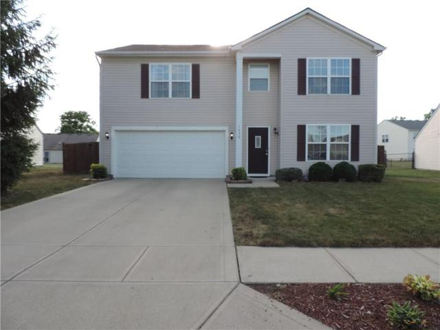 1438 Brigade Circle, Indianapolis, IN 46234 (MLS #21583286) :: Mike Price Realty Team - RE/MAX Centerstone