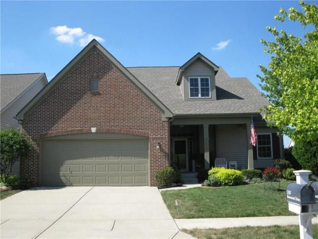 1318 Monmouth Drive, Westfield, IN 46074 (MLS #21583296) :: The ORR Home Selling Team