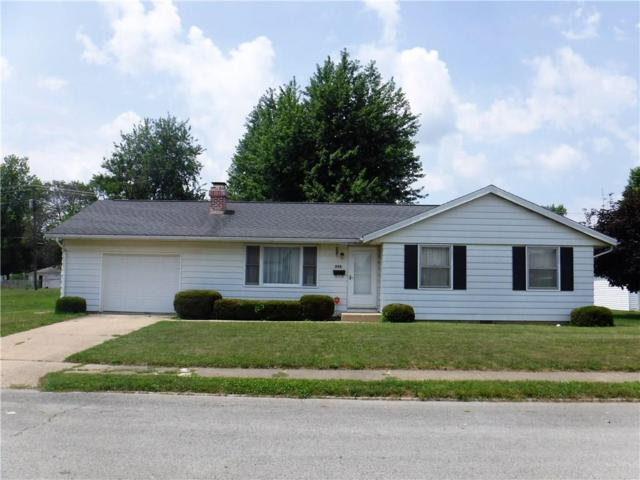 720 N 14th Street, Elwood, IN 46036 (MLS #21583320) :: The ORR Home Selling Team