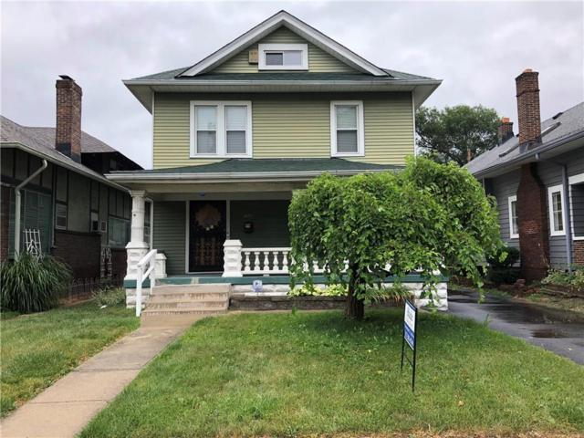 2945 N Washington Boulevard, Indianapolis, IN 46205 (MLS #21583330) :: Indy Scene Real Estate Team