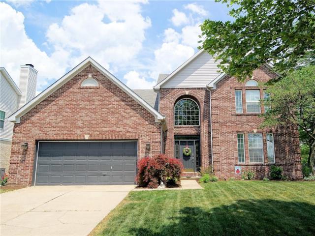 5736 Sapphire Drive, Carmel, IN 46033 (MLS #21583331) :: Heard Real Estate Team