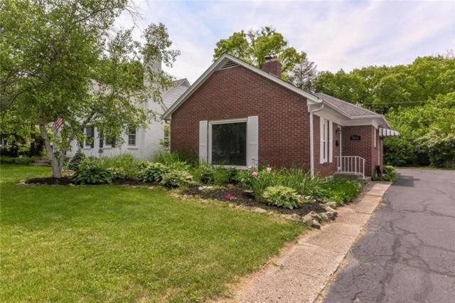 5926 Haverford Avenue, Indianapolis, IN 46220 (MLS #21583332) :: Mike Price Realty Team - RE/MAX Centerstone