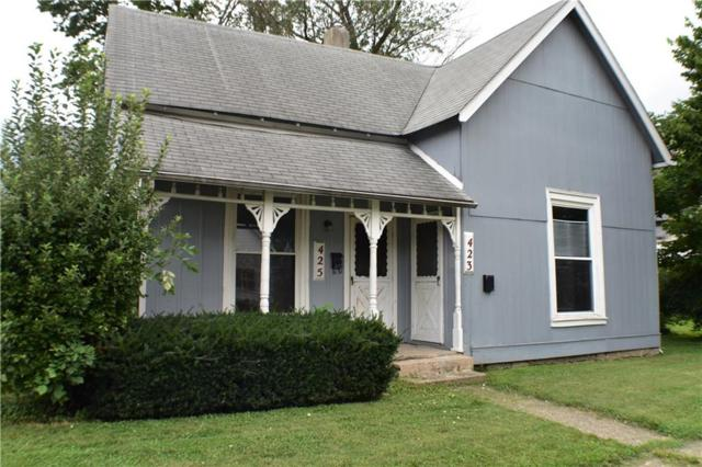 425 Milton Avenue, Anderson, IN 46012 (MLS #21583371) :: The Evelo Team
