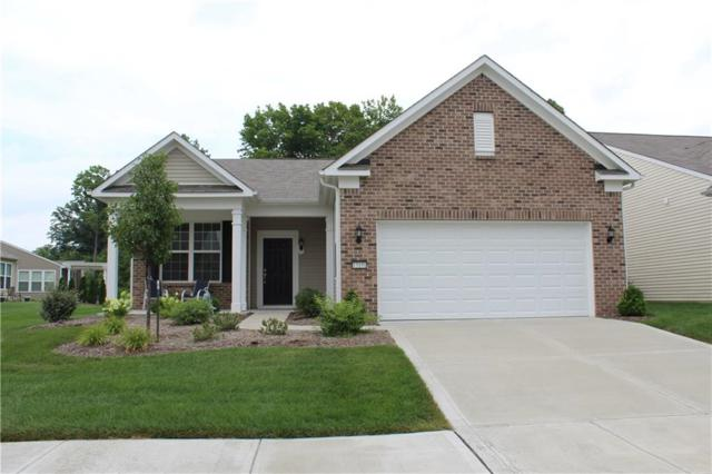 13191 Brandy Lane, Fishers, IN 46037 (MLS #21583461) :: Mike Price Realty Team - RE/MAX Centerstone