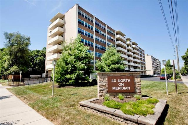 25 E 40th Street 4B, Indianapolis, IN 46205 (MLS #21583523) :: HergGroup Indianapolis