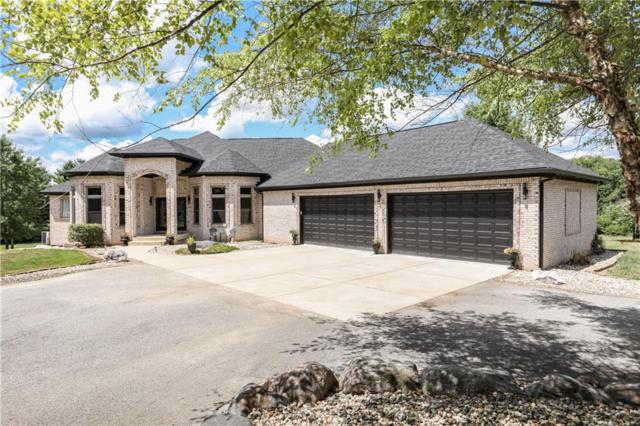 6842 W Whiteland Road, Bargersville, IN 46106 (MLS #21583535) :: The Indy Property Source