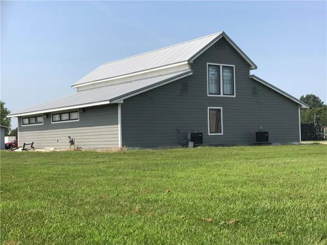 805 E Industrial Drive, Morristown, IN 46161 (MLS #21583577) :: AR/haus Group Realty