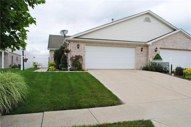 3380 Lukes Way, Greenwood, IN 46143 (MLS #21583638) :: The Evelo Team
