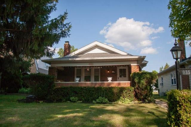 935 N Graham Avenue, Indianapolis, IN 46219 (MLS #21583699) :: Mike Price Realty Team - RE/MAX Centerstone