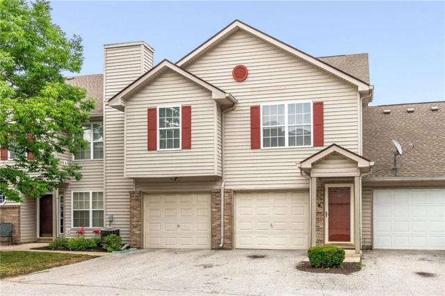 4639 Kelvington Drive, Indianapolis, IN 46254 (MLS #21583703) :: The ORR Home Selling Team