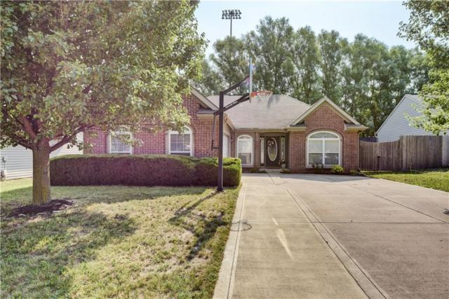 551 Paddlebrook Drive, Danville, IN 46122 (MLS #21583706) :: The ORR Home Selling Team
