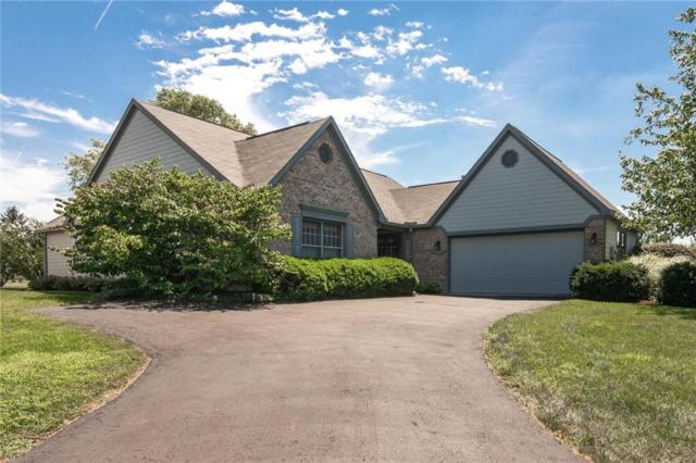 7507 Newport Bay Drive W #7507, Indianapolis, IN 46240 (MLS #21583714) :: AR/haus Group Realty