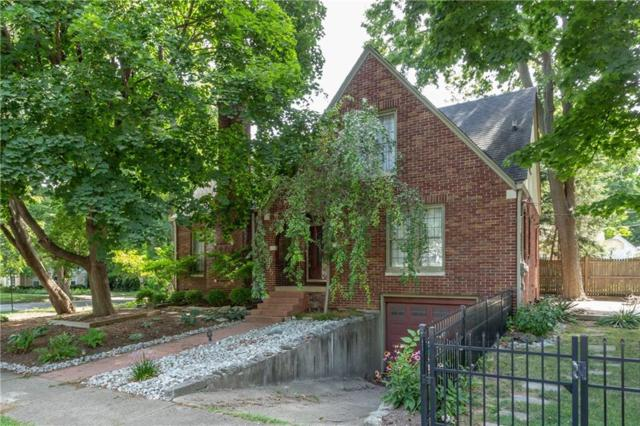 5695 N College Avenue, Indianapolis, IN 46220 (MLS #21583736) :: Indy Scene Real Estate Team