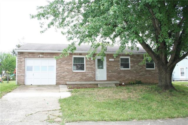 8035 Winchester Place, Indianapolis, IN 46227 (MLS #21583815) :: The Evelo Team