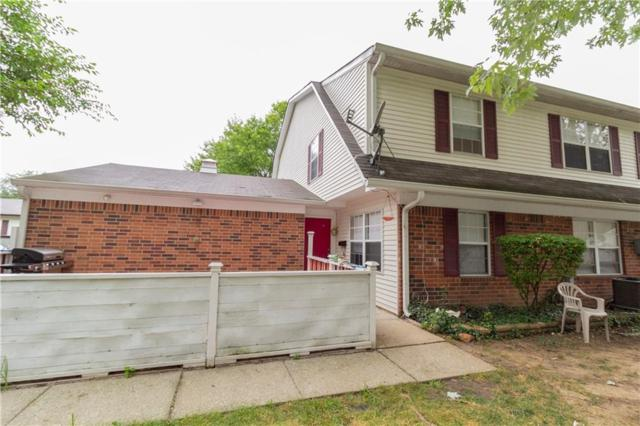 6821 Wildwood Court, Indianapolis, IN 46268 (MLS #21583817) :: The ORR Home Selling Team