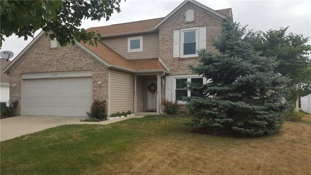 7427 Glenwick Boulevard, Indianapolis, IN 46217 (MLS #21583850) :: The ORR Home Selling Team
