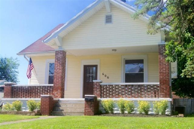 606 W Pearl Street, Batesville, IN 47006 (MLS #21583881) :: Mike Price Realty Team - RE/MAX Centerstone