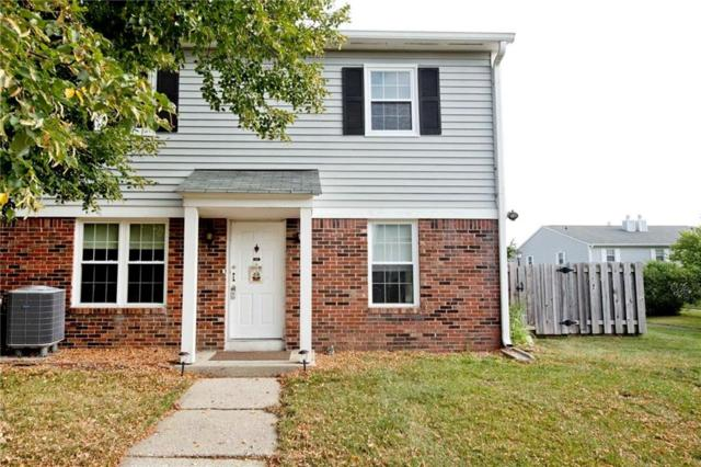 6021 Wingedfoot Court, Indianapolis, IN 46254 (MLS #21583920) :: The ORR Home Selling Team