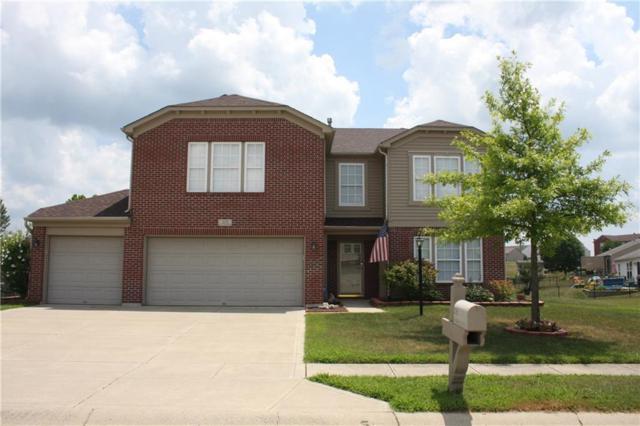215 Creekside Drive, Danville, IN 46122 (MLS #21583973) :: The ORR Home Selling Team