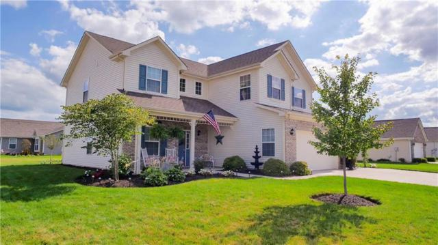 2289 Spring Dipper Drive, Greenfield, IN 46140 (MLS #21584032) :: The ORR Home Selling Team