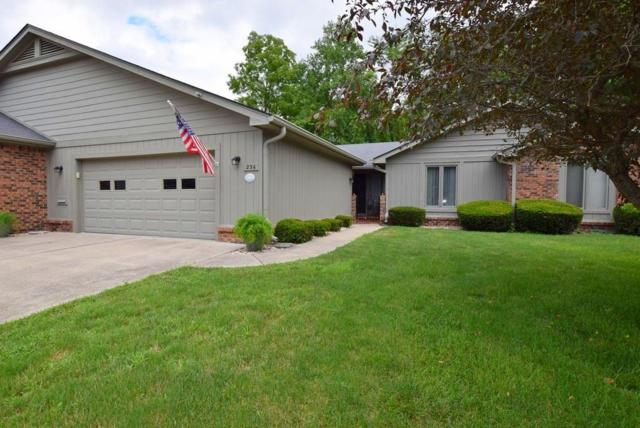 236 Somerville Road, Anderson, IN 46011 (MLS #21584033) :: The ORR Home Selling Team