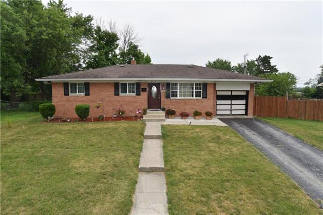 6221 Hickorywood Drive, Speedway, IN 46224 (MLS #21584054) :: Mike Price Realty Team - RE/MAX Centerstone