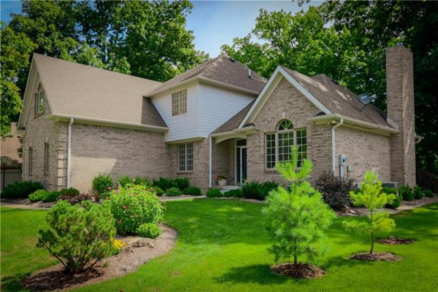 7383 Oakland Hills Court, Indianapolis, IN 46236 (MLS #21584103) :: Mike Price Realty Team - RE/MAX Centerstone