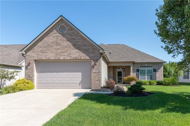 7008 Willow Pond Drive, Noblesville, IN 46062 (MLS #21584252) :: The Evelo Team