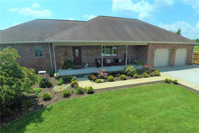 9801 W County Road 900 N, Gaston, IN 47342 (MLS #21584274) :: The ORR Home Selling Team