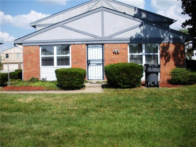 6538 Lupine Terrace, Indianapolis, IN 46224 (MLS #21584285) :: The ORR Home Selling Team