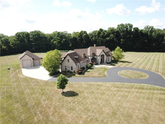 4181 Whitetail Woods Drive, Bargersville, IN 46106 (MLS #21584354) :: The Indy Property Source