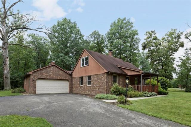 8226 Northern Drive, Avon, IN 46123 (MLS #21584365) :: The Indy Property Source